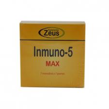 Inmuno-5 Max 7 Sobres Zeus