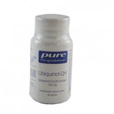 Douglas Pure Ubiquinol Qh 50Mg 60 Capsulas