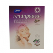 Feminpausia 30 Caps Mayla Pharma