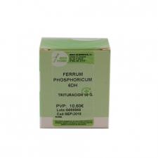 Ferrum Phosphoricum 6Dh Trituracion 50Gr Iberhome
