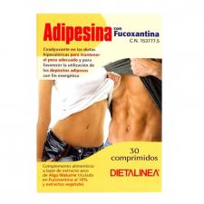 Adipesina Con Fucoxantina 30Comprimidos