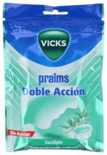 Praims Pastillas D.Accion S/Azucar 60 Gr - Procter & Gamble
