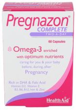 Pregnazon Comprimidoslete 60 Cápsulas - Health Aid