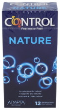 Preservativos Control Adapta Natural 12 Unidades