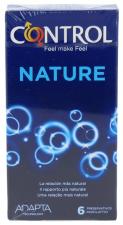 Preservativos Control Adapta Natural 6 U - Artsana