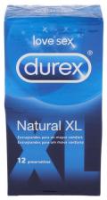 Preservativos Durex XL 12 Und.