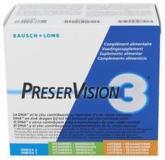 Preservision 3 180 Caps - Varios