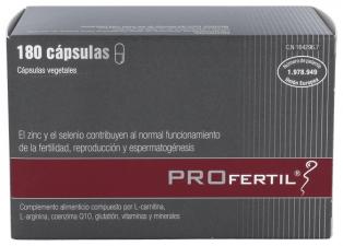 Profertil 180 Cápsulas - Laboratorios Rubio