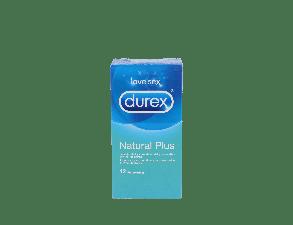 Profilactico Durex Natur/Plus 12 U