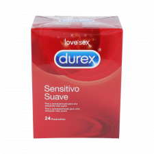 Profilactico Durex Sensiti Easy 24