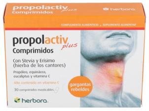 Propolactiv 30 Comp. Masticables - Herbora
