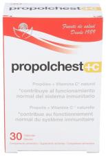 Propolchest-C 30 Cap.  - Bioserum