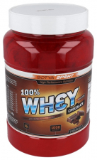 Proteinas Whey Protein 100% Chocolate 1Kg. - Sotya