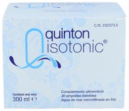 Quinton Isotónico Ampollas 10ml