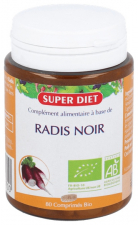 Rabano Negro Bio 80 Comp. - Super Diet