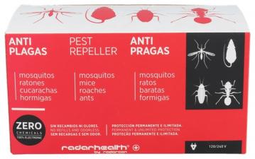Radarhealth Antiplagas Complet Hogar Rh-200 - Farmacia Ribera