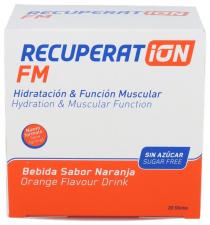 Recuperat-ion Sabor Naranja