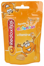 Redoxon Redoxitos Masticables Vitaminas Defensas niños 25 masticables - Farmacia Ribera