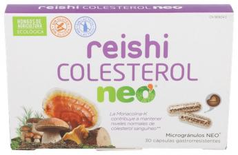 Reishi Colesterol Neo 30 Cap.  - Neo