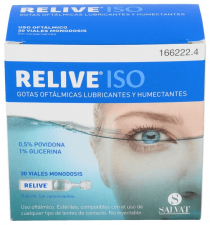 Relive Iso 30 Unidosis - Salvat