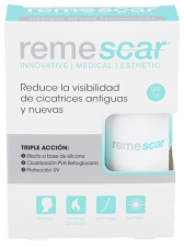 Remescar Reductor De Cicatrices Silicona 10 G