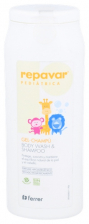 Repavar Pediatrico Gel Champú 200 Ml - Farmacia Ribera