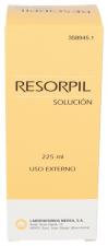Resorpil Solucion Capilar 225 Ml - Medea