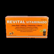 Revital Jalea Real+Vita 20 Amp Beb