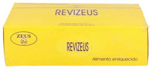 Revi- Zeus 30 Ampollas - Zeus