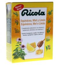 Ricola Equinácea, Miel Y Limón 14 Pastillas Para Chupar 50 G