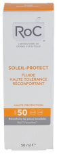 Roc Pro-Protect Fluido Conf Sensible Spf 50 50Ml - Johnson & Johnson