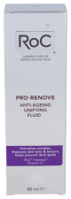 Roc Pro-Renove Fluido Antiedad Unificante 40 Ml - Johnson & Johnson