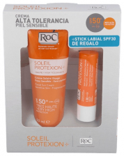 Roc Soleil Crema Alta Tolerancia P Sensib Spf50 - Johnson & Johnson