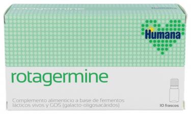 Rotagermine 8,5 Ml 10 Frascos - Varios