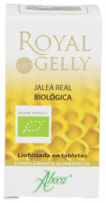 Royal Bio Gelly Jalea Real Fresca Liofilizada 40 Tabletas