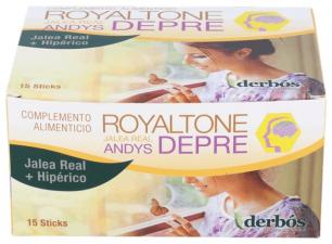 Royaltone Andys Depre 15Sticks - Derbos