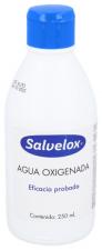 Salvelox Agua Oxigenada 250 Ml - Cederroth