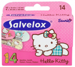 Salvelox Hello Kitty Aposit 14 - Varios