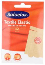 Salvelox Textil Elastico Surtido 12 Apositos - Varios