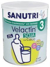 Sanutri Velactín Soja Con Calcio - Varios