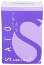Sato Detergente Solido 100Gr. - Varios