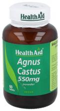 Sauzgatillo (Vitex agnus castus) 550 mg 60 Comprimidos - Health Aid