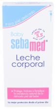 Sebamed Baby Leche Corp C/D 400 Ml - Leti