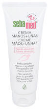 Seba Med Crema Manos+ Uñas 75 Ml - Oenobiol