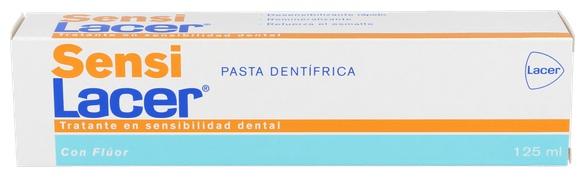 Sensilacer Pasta 125 Ml. - Lacer