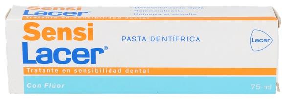 Sensilacer Pasta 75 Ml. - Lacer