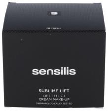 Sensilis Sublime Lift Tono Creme 30 Ml - Farmacia Ribera