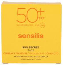 Sensilis Sun Secret Maq Comprimidos N3 Bronze Spf50 - Farmacia Ribera