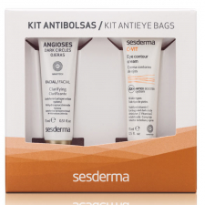 Sesderma Kit Antibolsas (Angioses + C Vit Contorno) 2 x 10 Ml.