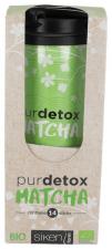 Sikenform Purdetox Matcha Bio 14 Sobres - Siken